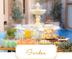 Garden|中庭