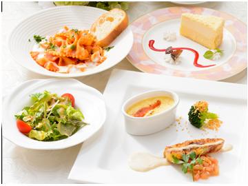 欧風洋食ランチ1,200円